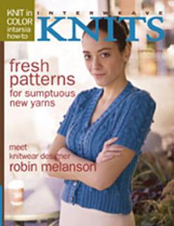 Ravelry: Interweave Knits, Spring 2006 - patterns
