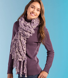 Ravelry: Thick & Thin Scarf pattern by Premier Yarns ...