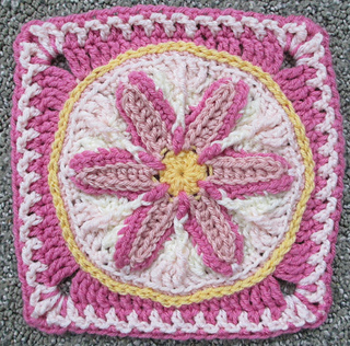 Lemonade Crochet Afghan Pattern : Ravelry: In Like a Lamb 9