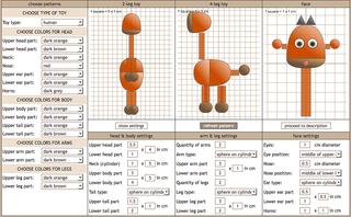 Amigurumi Pattern Creator : Ravelry: Universal Amigurumi Pattern pattern by Natalia ...