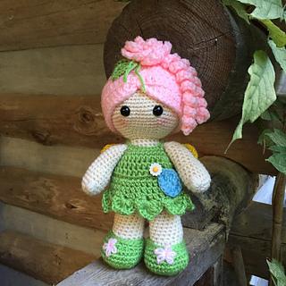 Ravelry: GumDrop Big Head Doll pattern by JellyBean Dreams