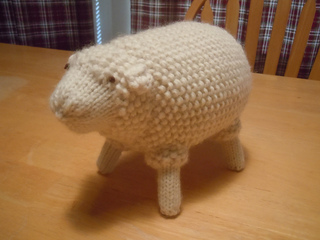 Sheep Knitting Pattern Free Download : Ravelry: Old Fashioned Sheep Toy pattern by Sara Elizabeth ...
