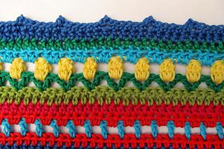 Crochet_along_babydecke_umrandung_blau_picot_-_schoenstricken