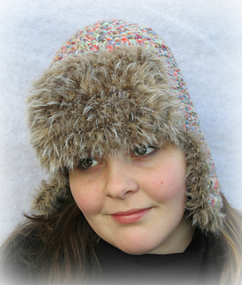 Ravelry: Trapper - Lumberjack crochet hat pattern pattern ...