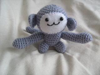 Amigurumi Animals Annie Obaachan : Ravelry: Monkey Mischief pattern by Annie Obaachan