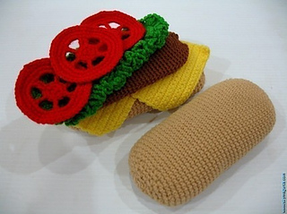Amigurumi Fast Food : Ravelry: FAST FOOD pattern by Sky Magenta