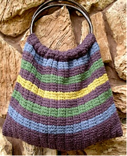 Ravelry: Betsy bag pattern by Sheryl Thies