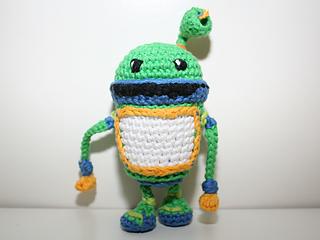Free Crochet Pattern Umizoomi : Ravelry: Team Umizoomi - Bot pattern by Stephanie Risthaus
