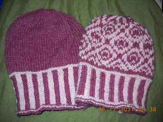 Simple_and_fairisle_hats_small2
