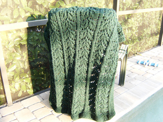 Leaf_afghan_-_green_small2