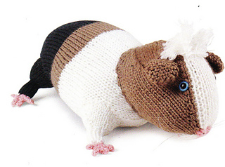 Knitting Pattern For A Guinea Pig : Ravelry: Guinea Pig pattern by Susie Johns