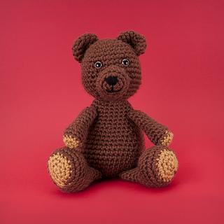 Amigurumi Animals Susan Yeates : Ravelry: Big Softie - Crochet Bear pattern by Susan Yeates