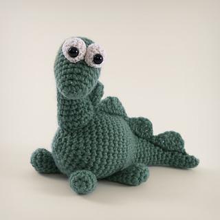 Amigurumi Animals Susan Yeates : Ravelry: Herbie the Crochet Dinosaur pattern by Susan Yeates
