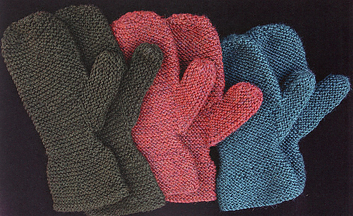 Ravelry: Knit One Knit All - Elizabeth Zimmermanns Garter Stitch Designs...