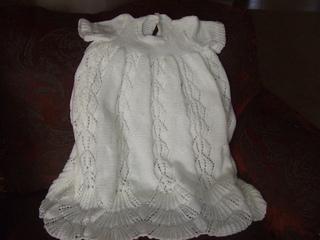 Ravelry Traditional Christening Gown Pattern By Ann Braddock