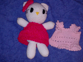 kleid hello kitty
