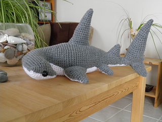 Ravelry: Hector the Hammerhead Shark pattern by Adriana ...