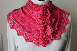 Two-Step and Tango Scarf and Shawlette PDF