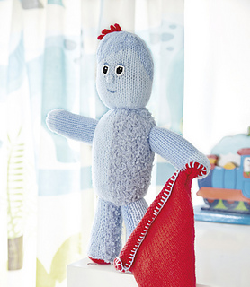 Ravelry: My Name is Igglepiggle pattern by Louise Watling