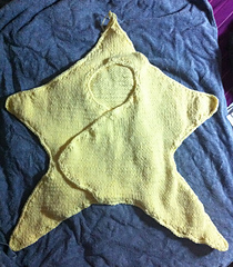 Ravelry Dancing Star Baby Bunting Knit Pattern By Lion