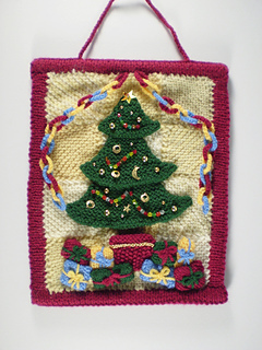Ravelry Christmas Tree Quilt Pattern By Frankie Brown