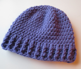 3a007cda1af Ravelry  Baby Ribbed Band Hat Pattern pattern by Cindy RecycleCindy