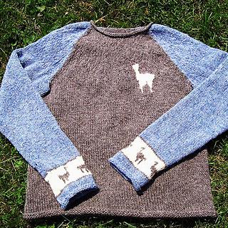 e983948e39988 Ravelry  Super Easy Seamless Knit Raglan Sweater Pattern Generator pattern  by Lucia Liljegren