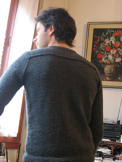 9fdf60d8aae550 Ravelry  Seamless Hybrid with Shirt Yoke pattern by Elizabeth Zimmermann