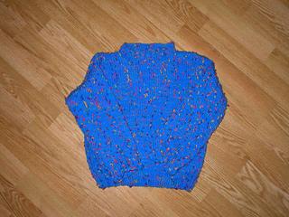 85e0c7973a939f Ravelry  Drop Sleeve Sweater pattern by Knitting Fool