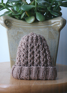 Ravelry  Mock Cable Baby Hat pattern by Bonnie Brann 37c798d4f2ef