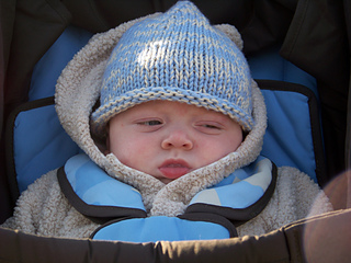 88274a0c8f03 Ravelry  Baby s Beanie Hat pattern by Erika Knight