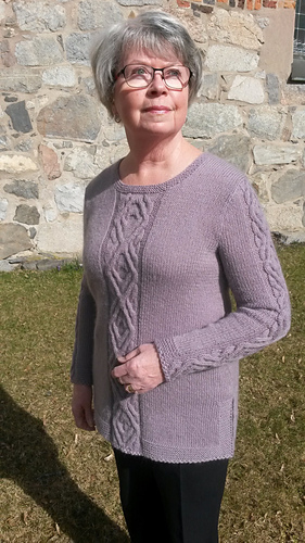 Ravelry Oydis Sweater Pattern By Linda Marveng