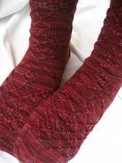 Ravelry Knitty Twist Socks Pattern By Ceylan Gul