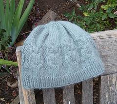 d2c635255dd Ravelry  Owl Hat pattern by Ruthie Nussbaum