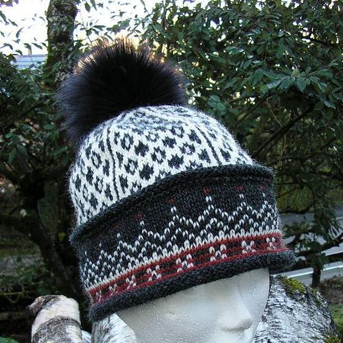 Ravelry  Nordic Winter Norway pattern by Christine de Savoie 4ecf7098b46