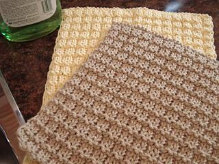 Ravelry Boxy Dishcloth Pattern By Michelle Krause