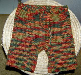 Ravelry Little Fire Crochet Pants Pattern By Amy Oholleran