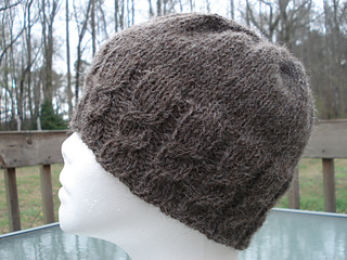 Ravelry  cable twist hat pattern by Breean Elyse Miller 200f7956acf