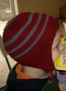 87d6a447e0b Ravelry  BABEE CHULLO Baby Earflap Hat pattern by Bobbi Padgett