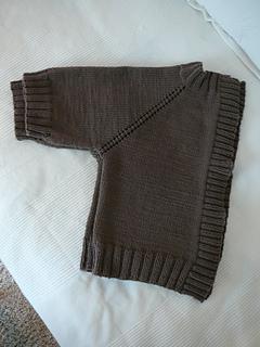 addd03cbd Ravelry  Cropped Raglan Sweater pattern by Lion Brand Yarn