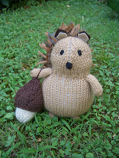 Ravelry: Woodland Animals Knit Patterns pattern by Amy Gaines
