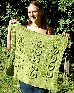 8f1751e75f1e Ravelry  Sprout Blanket pattern by Hanna Breetz