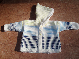 bcaa6540b Ravelry  Hooded Cardigan pattern by Patons