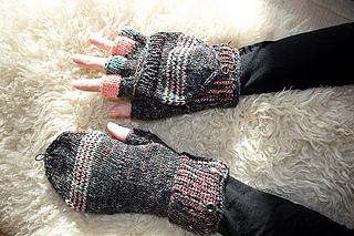 4ed003710c5616 Ravelry: Marktfrauenhandschuhe pattern by Milla Schoen, Yorka Sontowski