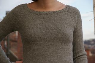 4cd5b136887e99 Ravelry  Seamless Raglan Sweater - adult pattern by Elizabeth Zimmermann