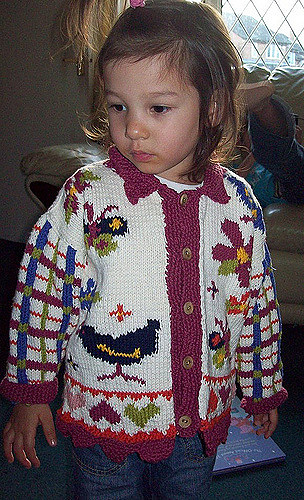 Ravelry Mexican Cardigan And Sweater Pattern By Zo 235 Mellor