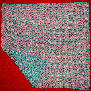 Ravelry: Reversible Baby Afghan pattern by Carole S.