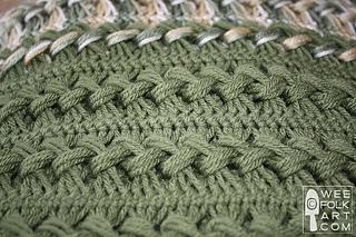 18dd8f12f6e1 Ravelry  Hairpin Lace Tutorial Afghan pattern by Kimara Wee Folk Art