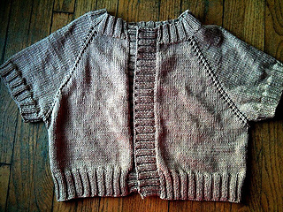 c2018ad89 Ravelry  Cropped Raglan Sweater pattern by Lion Brand Yarn