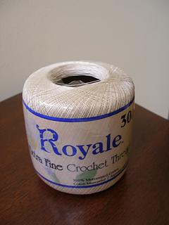 Ravelry Jp Coats Royale Extra Fine Crochet Thread Size 30